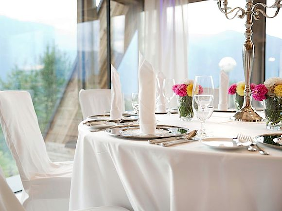 Heiraten im Greenvieh Chalet